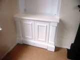 Alcove cabinets