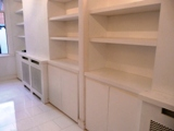 White Wall Shelves